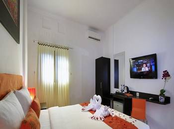 Kubu Anyar Hotel Bali - Deluxe Room Only Save 46%