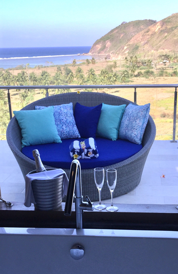 Villa K Lombok Lombok - Grand Suite Breakfast NR Long stay Deal
