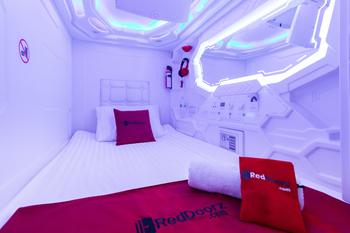 RedDoorz Hostel @ Capsule Inn Medan