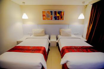 Kyriad Haka Makassar Makassar - Superior Twin Room Only SPECIAL DISCOUNT