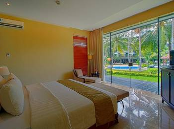 Grand Dafam Bela Ternate - Deluxe Cabanas Room Only Regular Plan