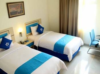 Hotel Brother Solo - Deluxe King or Twin with Pandawa Ticket Regular Plan