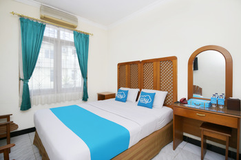 Airy Sebengkok Pangeran Diponegoro 4 Tarakan - Deluxe Double Room Only Regular Plan