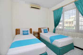 Airy Sebengkok Pangeran Diponegoro 4 Tarakan - Deluxe Twin Room Only Regular Plan