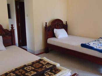 Gusti Garden Bungalows Bali - Standard Single Regular Plan