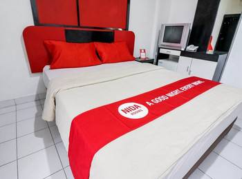 NIDA Rooms Fort Rotterdam Makassar - Double Room Double Occupancy NIDA Fantastic Promo