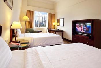 The Regency Hotel Kuala Lumpur - Deluxe Room, 2 Twin Beds, Non Smoking, City View Hemat 30%