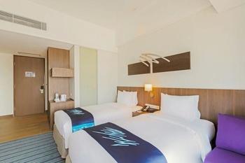 Holiday Inn Express Jakarta Pluit Citygate - Kamar Standar, 2 Tempat Tidur Twin, non-smoking Regular Plan