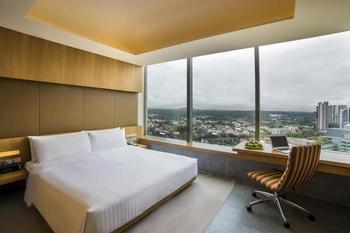 Oasia Hotel Novena Singapore - Club Room Pesan lebih awal dan hemat 20%