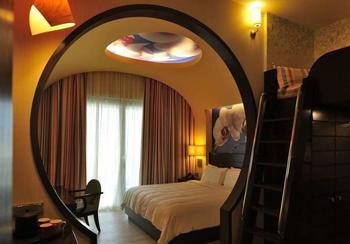 Resorts World Sentosa - Festive Hotel Resorts World Sentosa - Festive Hotel - Deluxe Family King Regular Plan