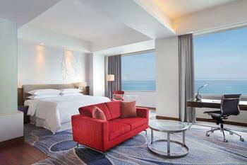 Four Points by Sheraton Manado - Suite, 1 Bedroom, Sea View Regular Plan