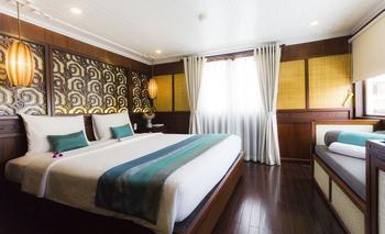 Bhaya Cruises Ha Long - Suite Hemat 19%