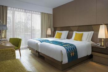 Movenpick Resort & Spa Jimbaran Bali Bali - Classic Twin Room, Pool View Regular Plan