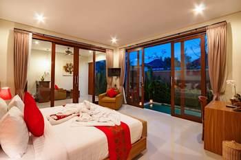 Aishwarya Exclusive Villas Bali - One Bedroom Private Pool Villa Regular Plan