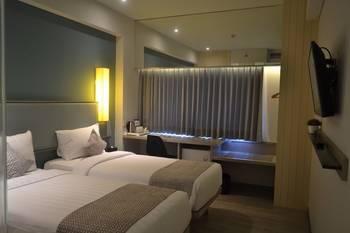 La Lisa Hotel Surabaya Surabaya - Superior Room, 2 Twin Beds Regular Plan