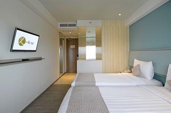 La Lisa Hotel Surabaya Surabaya - Superior Twin Room Regular Plan