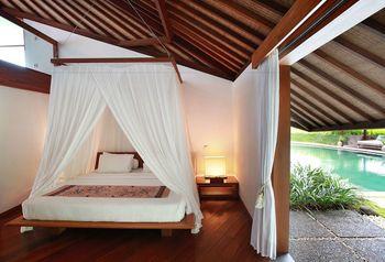 Villa Sin Sin Bali - Vila Mewah, 2 kamar tidur, kolam renang pribadi, pemandangan kebun Hemat 30%