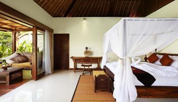 Bunut Garden Luxury Private Villa Bali - One Bedroom Private Pool Villa with Sacred Valley View Regular Plan