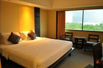 Mercure Convention Center Ancol - Superior Twin Room, Park View Regular Plan