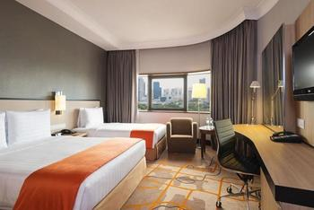 Holiday Inn SIngapore Atrium - Deluxe Room, Multiple Beds, Non Smoking Regular Plan
