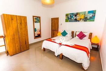 Pesona Resort Lombok - Kamar Twin Klasik Regular Plan