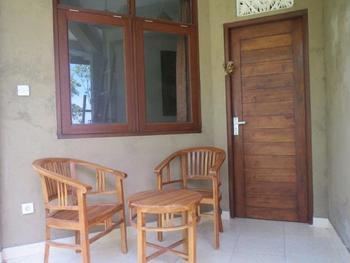 Amed Sari Beach Guesthouse Bali - Kamar, 1 tempat tidur double (Fan) Regular Plan