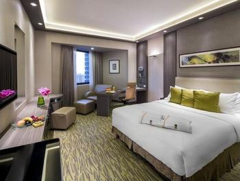 M Hotel Singapore - Deluxe Double Room Regular Plan