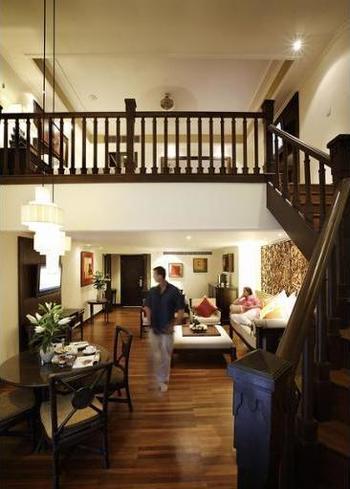 InterContinental Bali - Club Duplex, 1 King Bed Regular Plan