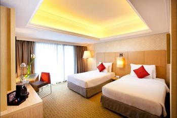 Novotel Clarke Quay - Superior Room, View Regular Plan