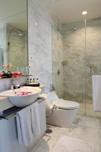 Fraser Residence Sudirman Jakarta - Kamar Deluks, 1 kamar tidur Hanya malam ini: hemat 20%