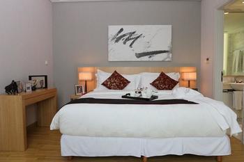 Fraser Residence Sudirman Jakarta - Deluxe Room, 3 Bedrooms Regular Plan