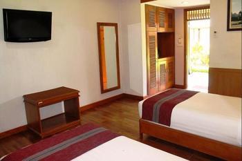 Hotel Manohara Magelang - Kamar Double Standar Regular Plan