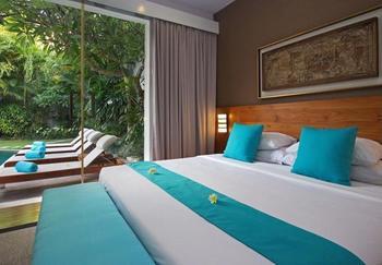 Abadi Villas Bali - Vila, 3 kamar tidur, kolam renang pribadi (Kmea) Hemat 33%