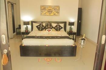 Kelapa Lovina Beach Villas Bali - Vila Deluks, 1 Tempat Tidur King, pemandangan samudra Regular Plan