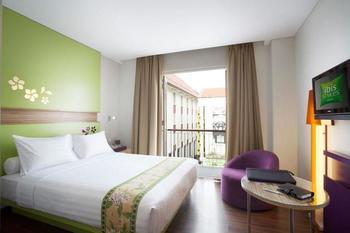 ibis Styles Denpasar Bali - Kamar Superior, 1 Tempat Tidur Queen, balkon Regular Plan