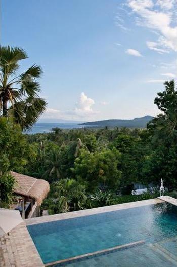 Villa Flow Bali - Deluxe Suite, 2 Bedrooms, Sea View Regular Plan