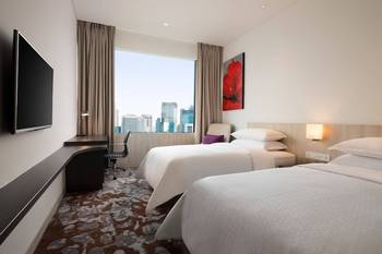 Four Points by Sheraton Jakarta Thamrin - Kamar Deluks (City) Regular Plan