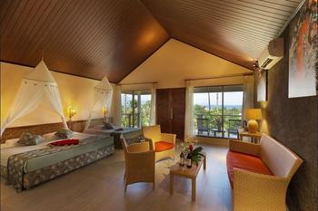 Thalassa 5* PADI Dive Resort Manado - Bungalow, Multiple Beds, Garden View Regular Plan
