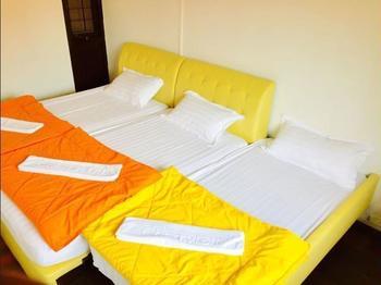 CherryLoft Resorts Singapore - DUPLEX GARDEN VIEW (TRIPLE) Regular Plan