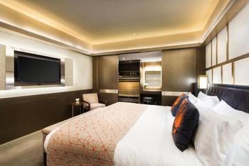Pan Pacific Singapore - City Suite, 1 King Bed Regular Plan