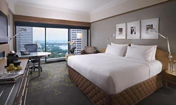 Pan Pacific Singapore - Pacific Club Room (No Extra Beds) Regular Plan