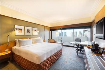 Pan Pacific Singapore - Pacific Harbour Room (No Extra Beds) Regular Plan