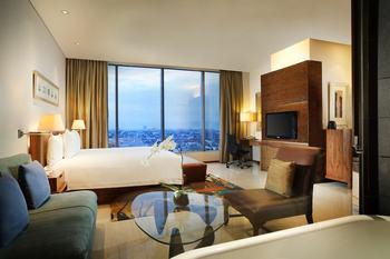 Hilton Bandung - Premium Room, 1 King Bed Regular Plan