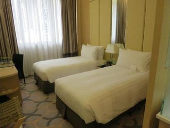 Dorsett Singapore - Standard Double or Twin Room