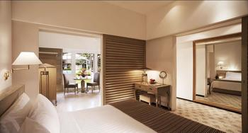 Goodwood Park Hotel Singapore - Poolside Suite - Max. 3 pax in total Regular Plan