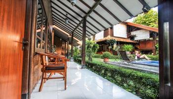 Delta Homestay Yogyakarta - Kamar Standar (Standard AC) Regular Plan