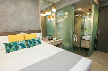 Champion Hotel City Singapore - Executive Double Room (No Window) Diskon 28%