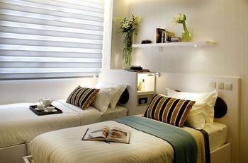 Hotel Kai Singapore - Urban Premier, 2 Single Beds Diskon: 38%