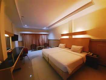 Hotel Grand Duta Palembang - Executive Room Only Regular Plan