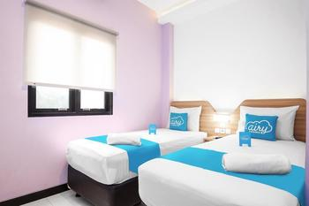 Airy Teluk Dalam Cempaka Empat 14 Banjarmasin - Standard Twin Room with Breakfast Special Promo Nov 50